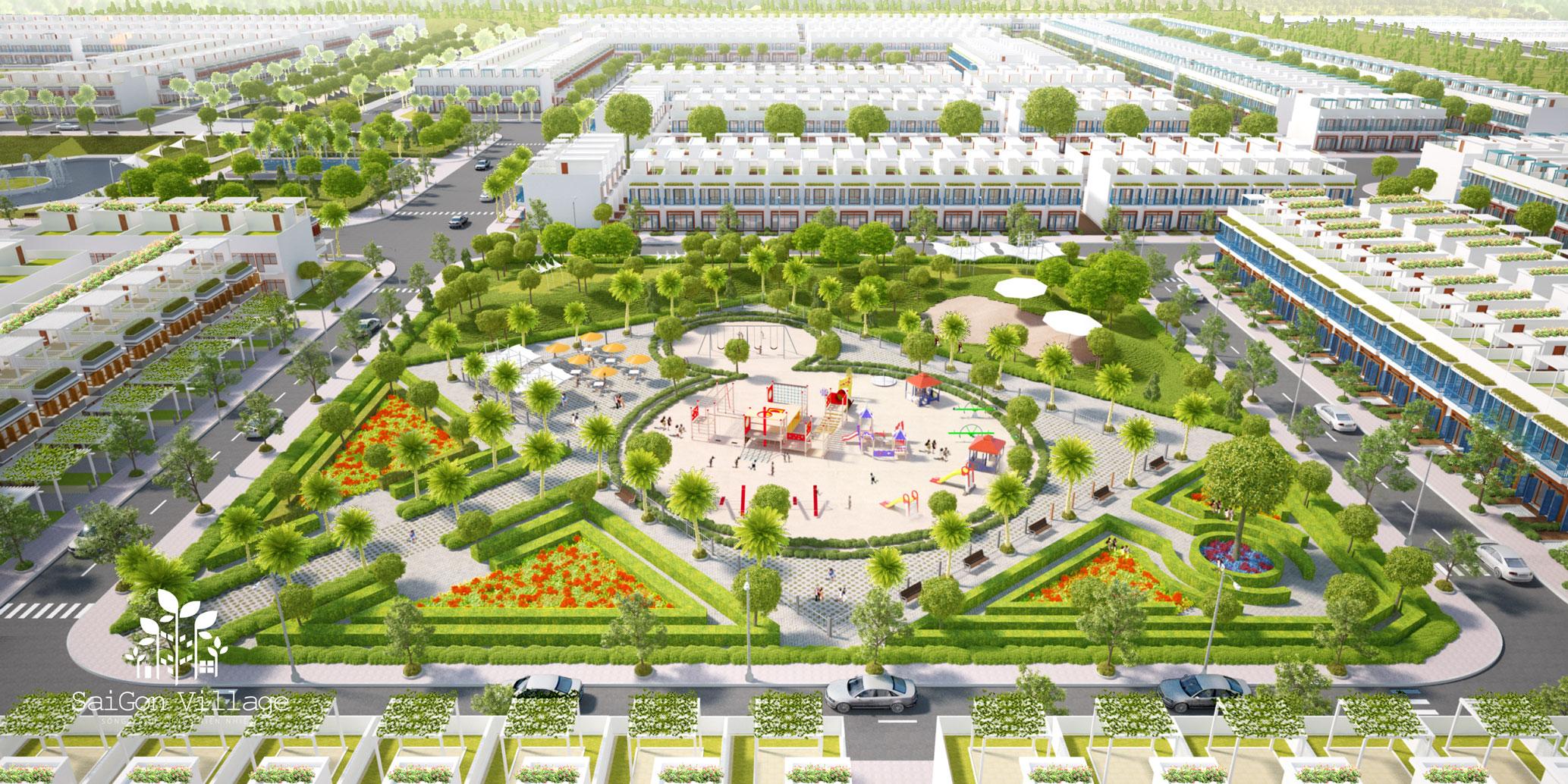 Có nên đầu tư vào dự án đất nền SaiGon Village Long Hậu hay không?